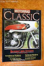 Motorrad Classic 3/89 Gilera Zündapp Ariel Ducati Mach