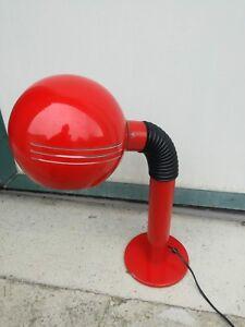 ** Modernariato lampada da tavolo industriale space age 67 cm Milano **