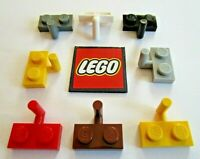 5mm Arm - Design 43876 88072 Packs of 4 LEGO PLATE 1x2 with Hook -