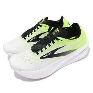 Brooks Hyperion Elite 2 Yellow White Black Men Unisex Running Shoes 1000371D-172