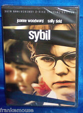 NEW SALLY FIELD SYBIL 30TH ANNIVERSARY 2 DISC SPECIAL EDITION MADE TV MOVIE DVD
