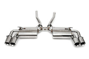 Porsche Cayenne 958 Turbo / Turbo S Maxflo Performance Exhaust System