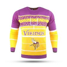Minnesota Vikings NFL Light-up Ugly Sweater by Forever Collectibles Men XXL bb5086a3b