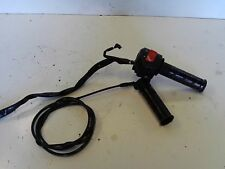 2007 NST 250 SCOOTER RIGHT HAND CONTROL THROTTLE TUBE THROTTLE CABLE KILL SWITCH