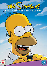 The Simpsons Season 19 (DVD)