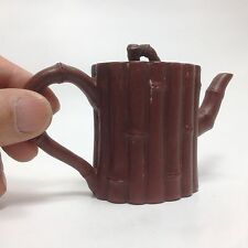 Yixing Purple Sand Small Teapot.TE21-22