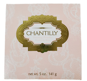 NEW Chantilly by Dana for Women Dusting Powder 5 OZ   * SEALED BOX *