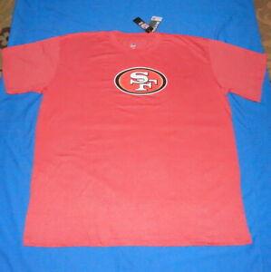 NFL San Francisco 49ers Men's 5XLT Big & Tall Pls.Read Measurements $25.- F/SH
