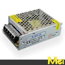H004 alimentatore mini UNIVERSALE stabilizzato 60W 12V 5A per striscie LED