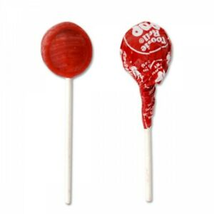 Cherry tootsie roll pops lollipops Suckers candy red  60 pieces