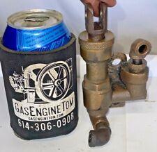 Brass Fuel Pump For 2 Hp Fairbanks Morse H Hit Miss Gas Engine Original Fm H