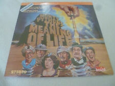 SEALED LASERDISC MONTY PYTHONS THE MEANING OF LIFE MCA HOME VIDEO JOHN CLEESE >>