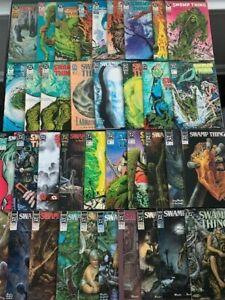 Swamp Thing # 65 -#100 Complete Run!!!  VF / VF+   1987 DC Comics