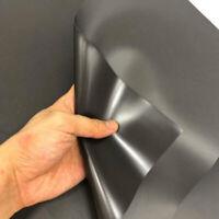 2PCS Magnet Expert Black Flexible A4x0.5mm Magnetic Sheet Soft Magnetic  CLF