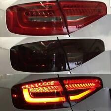 Car Headlight Taillight Lamp Film Dark Black 100cm x 30cm tint tail light foil