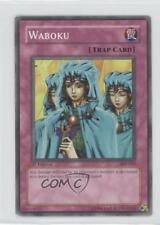 2004 Yu-Gi-Oh! Starter Deck Pegasus 1st Edition #SDP-044 Waboku YuGiOh Card 3y7