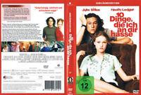 10 DINGE, DIE ICH AN DIR HASSE --- Heath Ledger --- Julia Stiles --- Kultfilm --