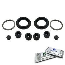 Front Brake Discs Drilled Grooved Mtec Black Edition Honda FR-V 1.8i-VTEC 04//07