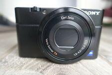 Sony DSC-RX100  20.1MP Digital Camera - Black (Basic Kit)