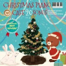 MOONLIGHT JAZZ BLUE-CHRISTMAS PIANO CAFE 20 - JAZZ PIANO BEST...-JAPAN CD D73