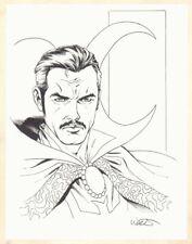 Doctor Strange Bust Commission - Signed art by ?
