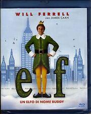 Blu Ray ELF - Un Elfo di Nome Buddy - (2003) *** Will Ferrell ***......NUOVO