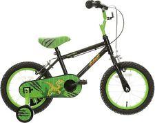 "Apollo Claws Kids Bike - 14"" Wheels Caliper Brakes Stabilisers Childrens Bicycle"