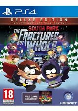 South Park The Fractured mais Ensemble Deluxe Edition pour PS4 (NEW & SEALED)