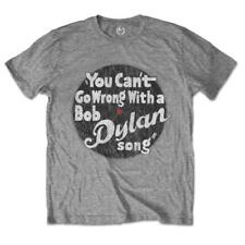 Bob Dylan ' You Can't Go Wrong ' T-SHIRT - Nuevo & Oficial
