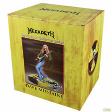 Dave Mustaine Megadeth Rock Iconz Limited Edition Statue Statue KNUCKLEBONZ