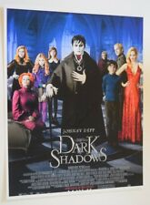 Seth Grahame Smith Signed Autographed 11x14 Photo Poster Dark Shadows Coa Vd