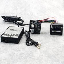 Adaptador USB MP3 Aux BMW Z4 E39 E85 E83 E53 X5 cambiador de CD de interfaz SD
