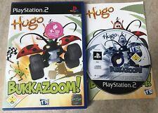 Hugo bukkazoom COMPLET (PS2)