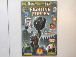 Our Fighting Forces 1 Walmart 100 Page Giant Joe Kubert Unknown Soldier 2020 DC