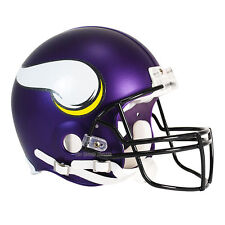 Minnesota Vikings Riddell Nfl de tamaño completo auténtico Proline Casco de Fútbol  Americano ce2fa159a14