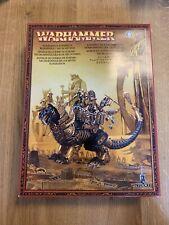 Warhammer Fantasy-Tomb Kings Khemri-khemrian warsphinx/necrosphinx-nuevo