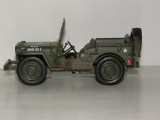 1941 Military Jeep Willys 1:32 National Motor Museum