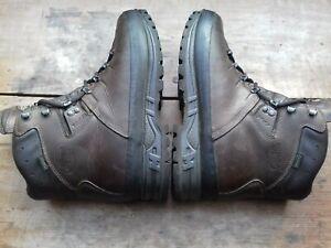 MEINDL BHUTAN mens goretex walking boots RRP £230 size UK11 EU46 brown