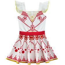 Niño Niña Leap Bailarina Vestido Danza Ballet Falda tutú ropa de Danza Disfraz