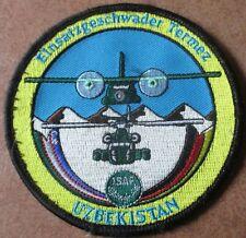 Einsatzgeschwader termez isaf Uzbekistà Patch insignia
