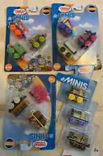 Lot of 4 Thomas & Friends Minis 4 Pks Brand New