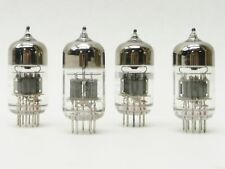 MATCHED LOT OF 4 SOVTEK 12AX7WC LOW NOISE PRE-AMP VACUUM TUBE VT-1000 RATED: 9