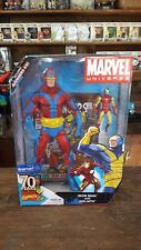 "Marvel Universe Iron Man w/ 12"" Red Goliath Action Figure Walmart Exclusive"