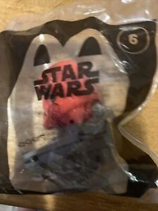 McDonald's Star Wars #6 Sith Trooper Happy Meal Toy ~ Brand New!