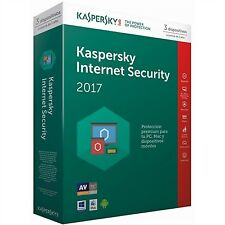 Antivirus Kaspersky Internet Security multi