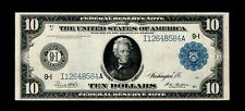1914 $10 Federal Reserve Note  Minneapolis