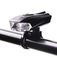 Kit Luci Bici Led USB Ricaricabile Anteriore Faro Fanale Bicicletta Impermeabile