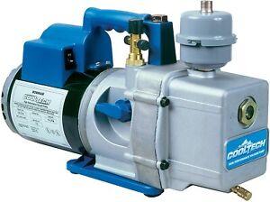 Robinair Vacuum Pump 15121A, 10CFM , 110-127V/220V, 2-Stage