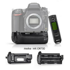 MEIKE MK-DR750 Nikon D750 Battery Grip + RADIOCOMANDO  MB-D16 MONTA EN-EL15