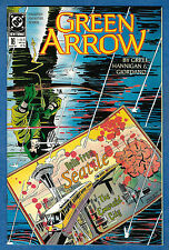 GREEN ARROW # 16  - DC 1989  (vf)